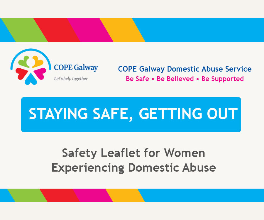 Safety Planning Leaflet - Domestic Abuse