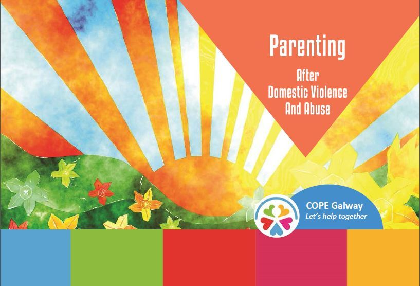 Parenting Parenting After Domestic Abuse Book Cover
