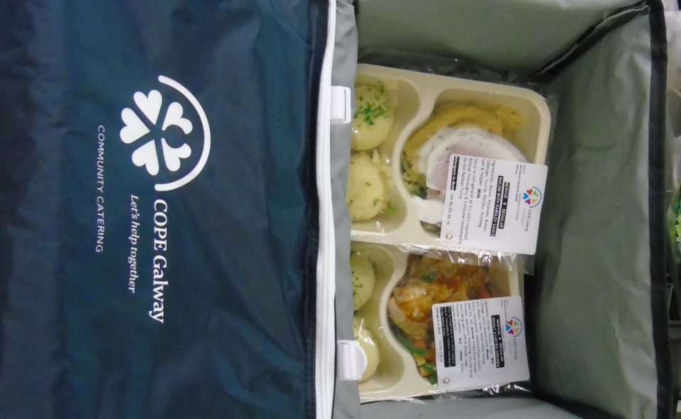 community catering meal