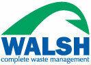 walsh waste logo