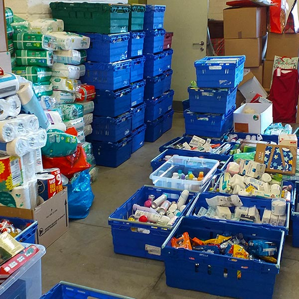 cope galway christmas donations