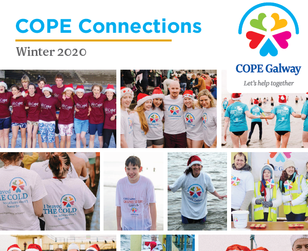 COPE Galway newsletter 2020 cover